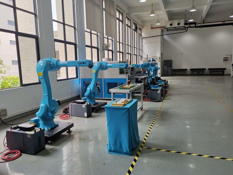 工业4.0固高学习型工厂